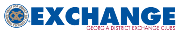 Georgia District Exchange Clubs